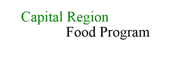 Capital Region Food Program